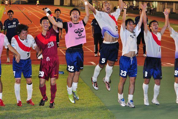 2011東海リーグ第9節 vs矢崎バレンテ8