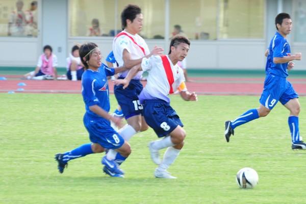 2011東海リーグ第9節 vs矢崎バレンテ7