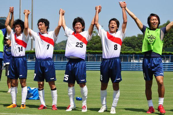 2011東海リーグ第10節vs藤枝市役所5