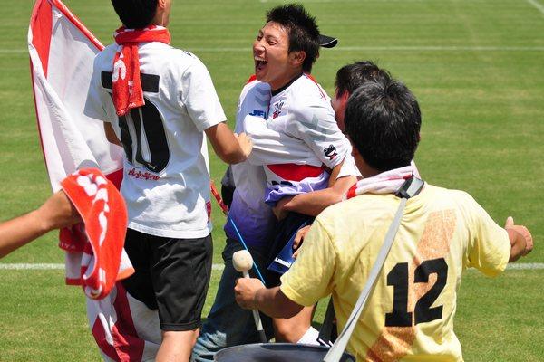 2011東海リーグ第10節vs藤枝市役所3