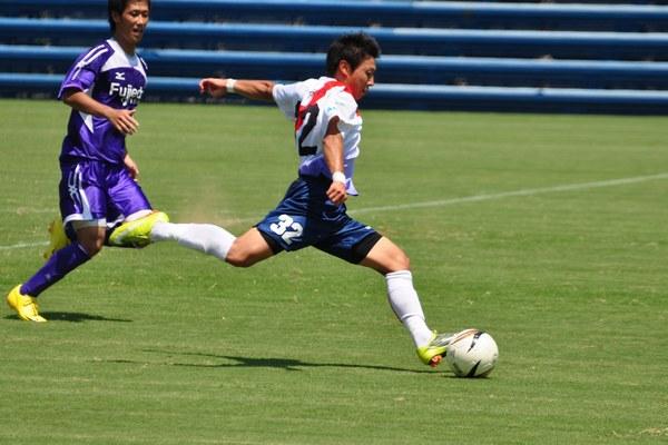 2011東海リーグ第10節vs藤枝市役所1
