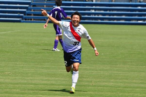 2011東海リーグ第10節vs藤枝市役所2