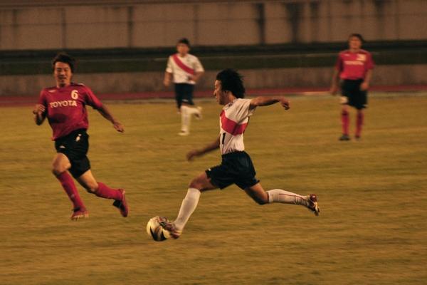 2011東海リーグ第11節vsトヨタ蹴球団1