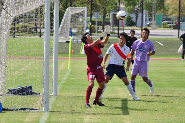 2011東海リーグ第14節vs藤枝MYFC試合-1