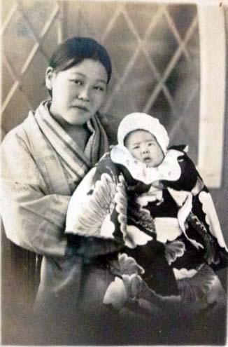 祥子と母親2ショットJPG
