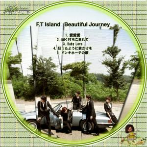 F.T IslandBeautiful Journey日本語