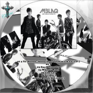 MBLAQ - Y (EP)