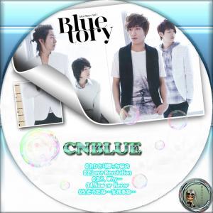 CNBLUE - Bluetory1