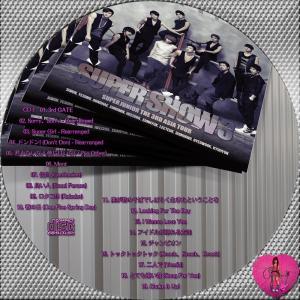 スーパージュニア CD 1