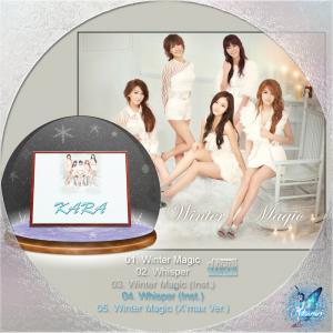 Winter Magic Single Album