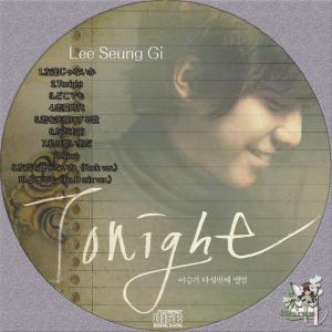 Lee Seung Gi  Tonight☆