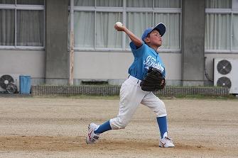 20110522川西フェニックスCチーム練習 (6)