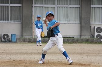 20110522川西フェニックスCチーム練習 (1)
