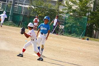 20110924陵西サンダース4年以下練習 (177)