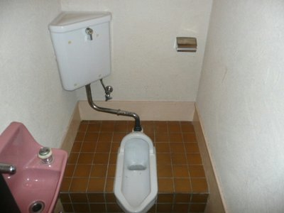 和式トイレを洋式リフォーム