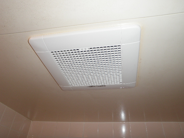 浴室換気扇取替