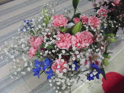 ちょびのお花