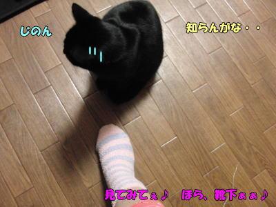 ほら靴下♪