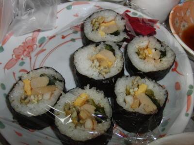 おばばのまき寿司