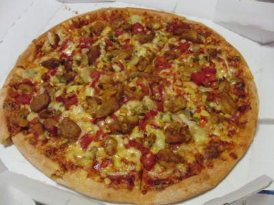 ピザピザ・・