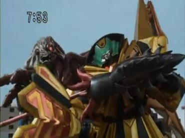 Samurai Sentai Shinkenger Episode 31  Part 2.avi_000598398