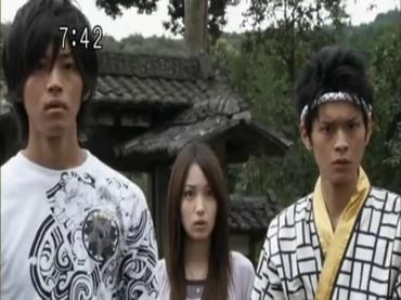 Samurai Sentai Shinkenger Episode 32  Part 2.avi_000012054