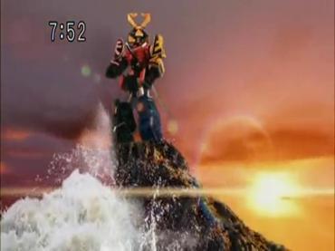 Samurai Sentai Shinkenger Episode 32  Part 2.avi_000515266