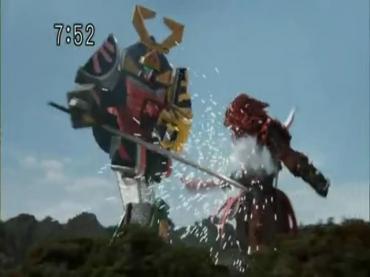 Samurai Sentai Shinkenger Episode 32  Part 2.avi_000536623