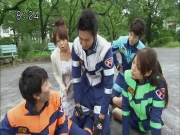 Tomica Hero Rescue Fire Episode 28  Part 3.avi_000050519