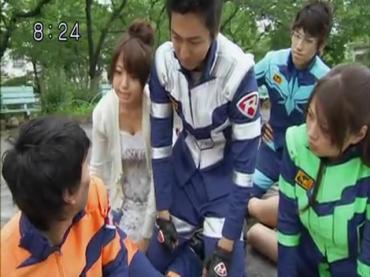 Tomica Hero Rescue Fire Episode 28  Part 3.avi_000052897