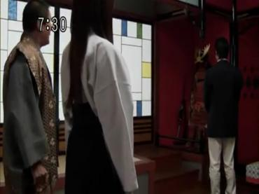 Samurai Sentai Shinkenger Episode 34  Part 1.avi_000029156