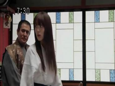 Samurai Sentai Shinkenger Episode 34  Part 1.avi_000046425