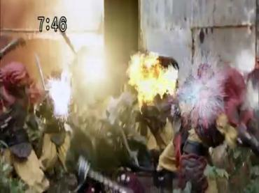 Samurai Sentai Shinkenger Episode 34  Part 2.avi_000172937