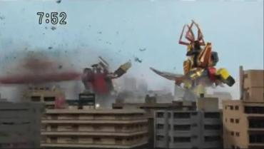 Samurai Sentai Shinkenger Act 36 3 RAW.avi_000245000