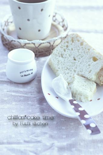 chiffon*cake