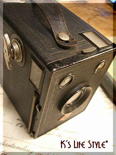 箱型カメラ