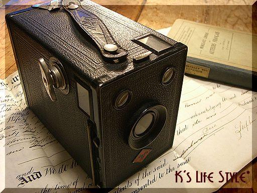 フランスアンティークカメラ