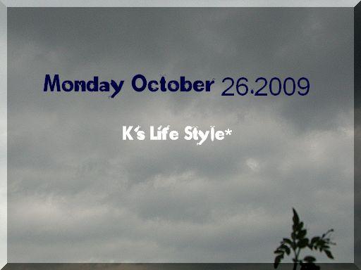 26日曇り