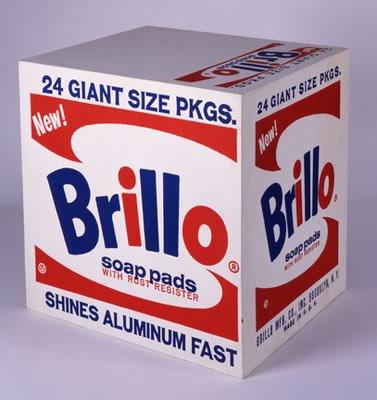 ブリロの箱