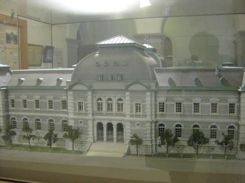 模型(北玄関側)