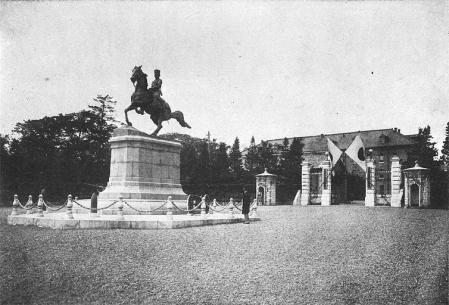 北白川宮銅像2