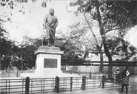 西郷銅像2