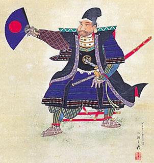 来島又兵衛(肖像画)