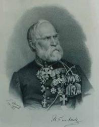 シーボルト肖像