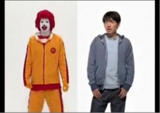 【CM】Macとドナルド