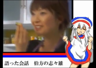Hakata Apple!!【伯方の塩×Bad Apple!!】