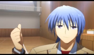 Angel Beats! 第13話(最終回)「Graduation」4
