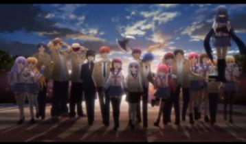 Angel Beats! 第13話(最終回)「Graduation」1