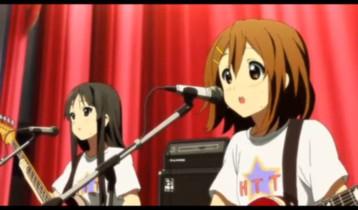 けいおん!! 第20話「またまた学園祭!」 4