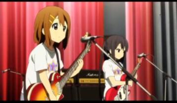 けいおん!! 第20話「またまた学園祭!」 5